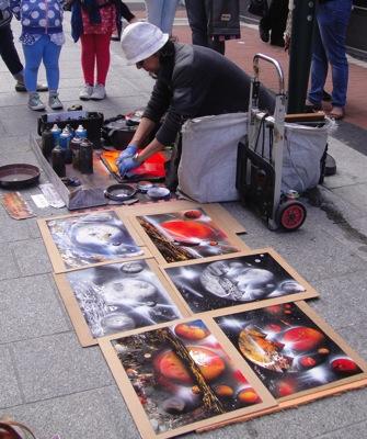 DublinStreetArtist1