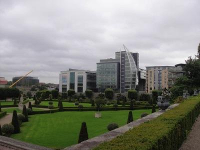 DublinModernArtMuseumGardensNewBuildings1